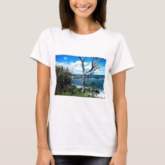 Sjölandskap Tshirts