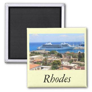 Sjöman för sju hav på Rhodes Magnet