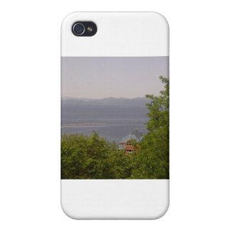 Sjön Champlain från batteriet parkerar, Burlington iPhone 4 Skal