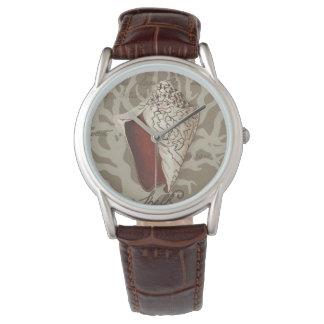 Sjösidasonettdropp Armbandsur