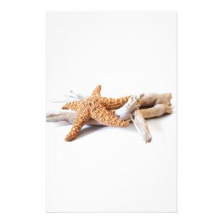 sjöstjärna brevpapper