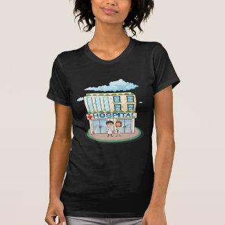 Sjukhus Tee Shirts