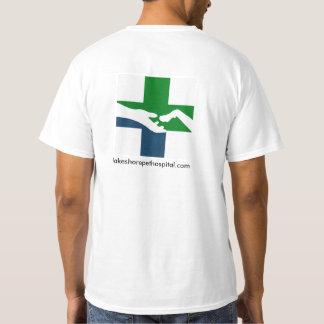 Sjukhuset för sjökusthusdjuret - bekläda/tillbaka tee