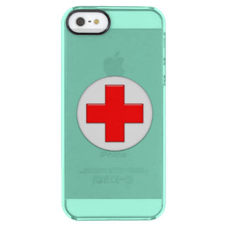 Sjuksköterska Clear iPhone SE/5/5s Skal