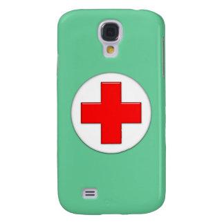 Sjuksköterska Galaxy S4 Fodral
