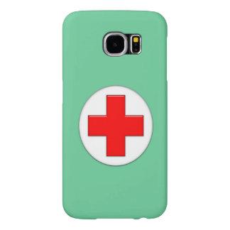 Sjuksköterska Galaxy S5 Fodral