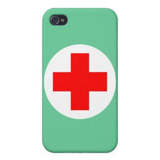 Sjuksköterska iPhone 4 Cover