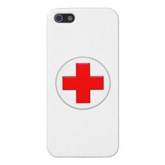 Sjuksköterska iPhone 5 Fodral