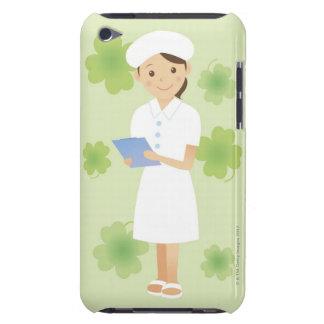 Sjuksköterska iPod Touch Case
