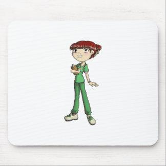 Sjuksköterska Musmatta