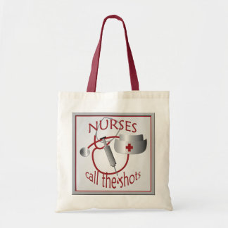 Sjuksköterskaappell som totot för Shotssjuksköters Tygkasse