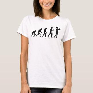 Sjuksköterskaevolution Tee Shirts