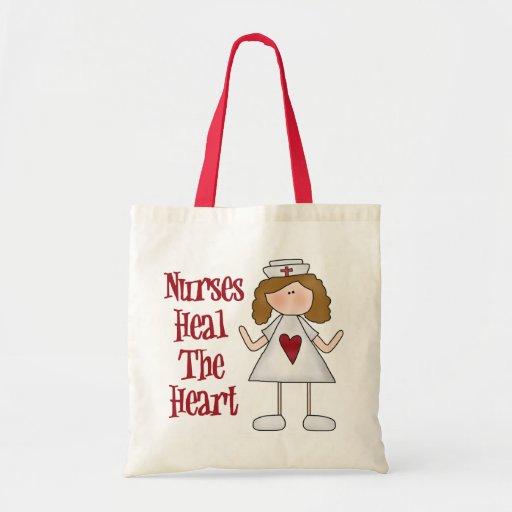 Sjuksköterskagåva Tygkasse
