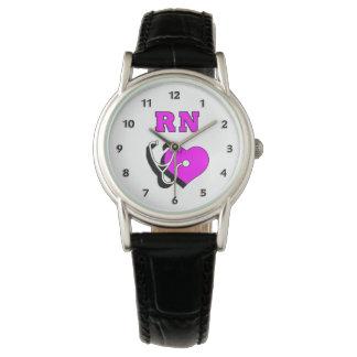 SjuksköterskaRN-omsorg Armbandsur