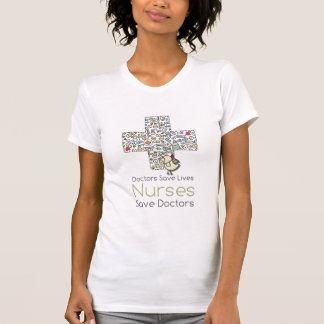 Sjuksköterskasparadoktorer Tee Shirt