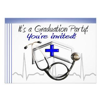 Sjuksköterskastudentfestinbjudningar