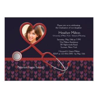 Sjuksköterskor har inbjudan för hjärtafotostudente