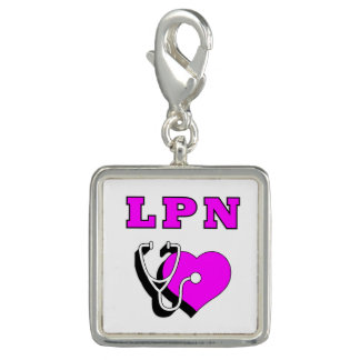 Sjuksköterskor LPN Charms
