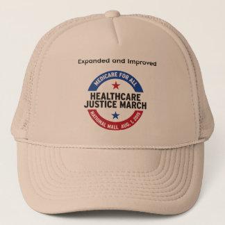sjukvård för all rättvisamarschhatt (HR676) Truckerkeps