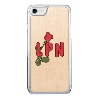 Sjukvården LPN steg Carved iPhone 7 Skal