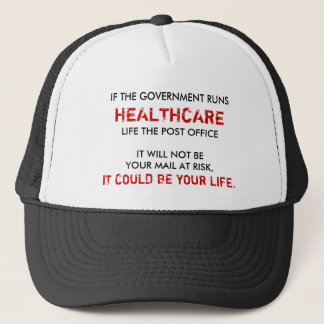 Sjukvårdreformförslag Truckerkeps