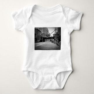 Sjunde aveny och 53rd gataNew York City foto T-shirt