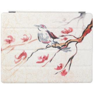 Sjungande fågelbakgrund iPad skydd