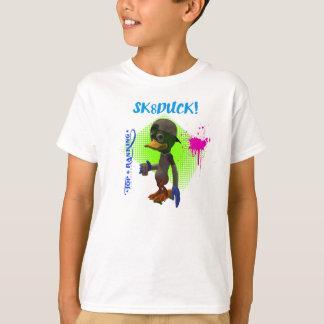 SK8DUCK! #003 barn T T Shirts