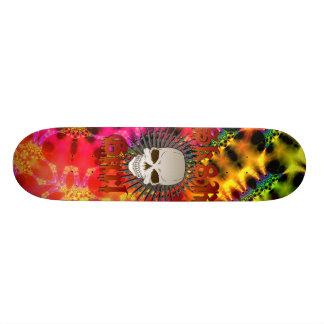 Sk8r Gurl Old School Skateboard Bräda 21,6 Cm