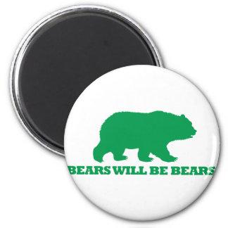 Ska björnar är björnar magnet