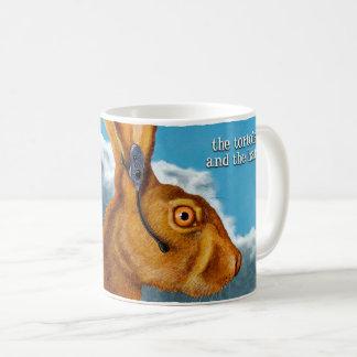 Ska Bullasmugg/The Tortoise and The Hare… Kaffemugg