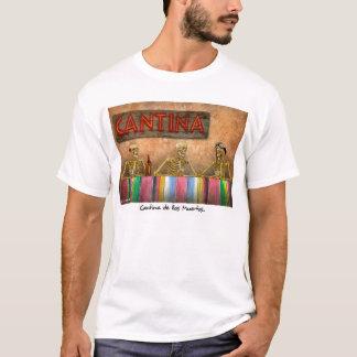"""Ska Bullasutslagsplats """"Cantina de los Muertos """", T-shirts"""