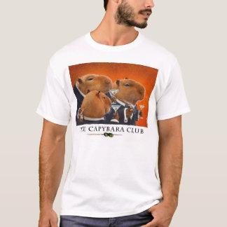 """Ska Bullasutslagsplats """"Capybaraklubb """", T Shirt"""