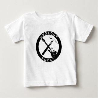 Ska geologistenar är babyar tee shirt