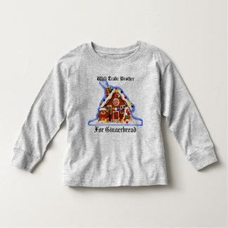 Ska handelbroder för pepparkaka. Skräddarsy mig! T-shirt