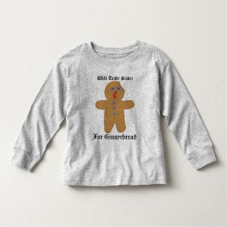 Ska handelsyster för pepparkaka. Skräddarsy mig! T Shirt