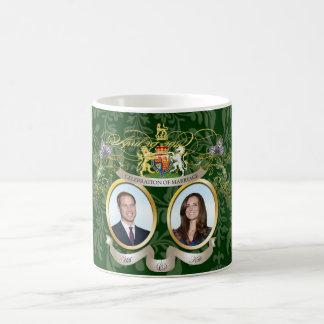 ska & kate som gifta sig /DIY färger Kaffemugg