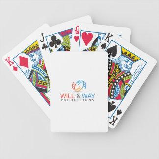 Ska & långt produktionMerchandise Spelkort