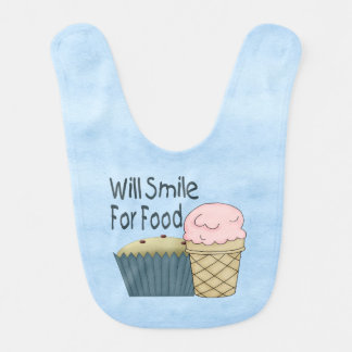 Ska leende för mat hakklapp