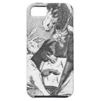 Ska studenten är klokare? vid Francisco Goya iPhone 5 Case-Mate Fodraler