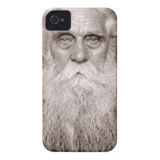 Skägg av skydd Case-Mate iPhone 4 fodral