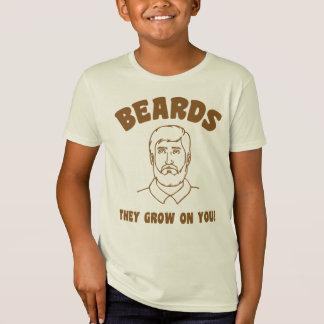 Skägg som de växer på dig! t-shirt