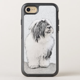 Skäggig Collie OtterBox Symmetry iPhone 7 Skal
