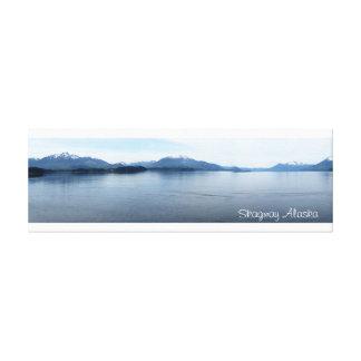 Skagway Alaska affisch Canvastryck
