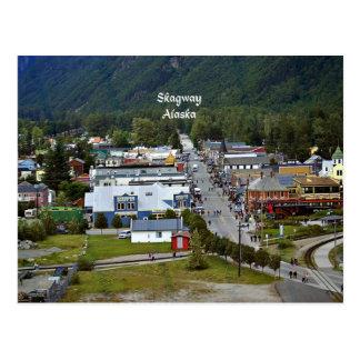 Skagway Alaska Vykort