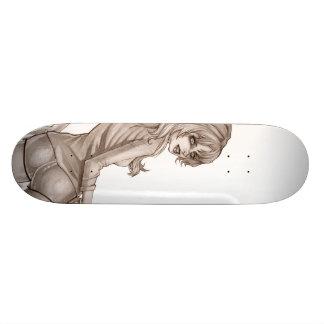 Skaka bort sorgsenheten mini skateboard bräda 18,7 cm