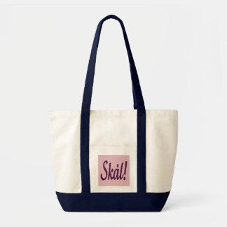 Skal! Norska jubel hänger lös Tote Bag