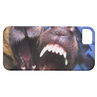 Skälla för hundar iPhone 5 skydd