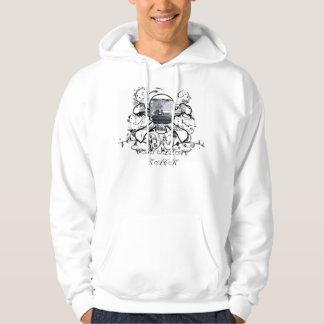 Skalle & Crossbones - skjorta Munkjacka