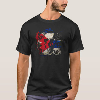skalle cuba t-shirts